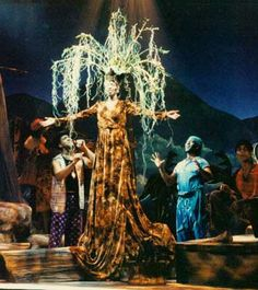 Once on this Island « Maine State Music Theatre Costume Rental