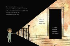 8 Picture Books That Make Us Wish We Were Kids Again  from The Dark by Lemony Snicket, illustrated by Jon Klassen. Copyright 2013 by Lemony Snicket and Jon Klassen. Excerpted by permission of Little, Brown Books for Young Readers.