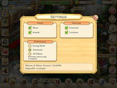 Mirrors of Albion | by UX Examples (Mobile Games)