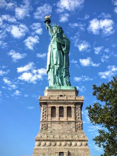 The Statue of Liberty - what a New York icon! And one of the best things to see in New York by far