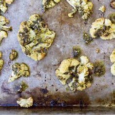 Zaatar Roasted Cauliflower - The Wanderlust Kitchen