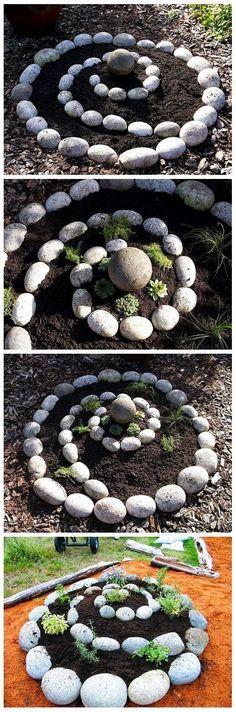 Pár inšpirácii do záhrady - Dobré rady a nápady