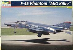 "Revell 1/32 F-4E Phantom ""MiG Killer"""