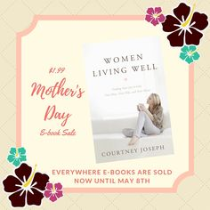 5 Kindle Books on Sale for Mother's Day - Don't miss this! Check it out: