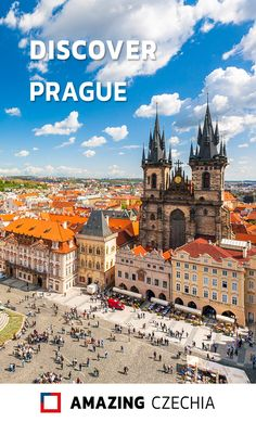 Discover Prague. The most amazing sights in the Golden City, practical information and more #Prague #Czechia #Europe #travel #wanderlust Finland Travel, Hungary Travel, Denmark Travel, Norway Travel, Spain Travel, Germany Travel, Lithuania Travel, Estonia Travel, Albania Travel