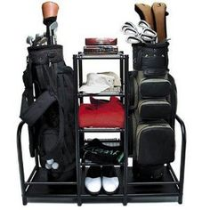 Garage Golf Organizer