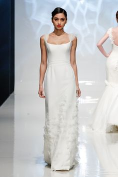 Vestidos de noiva de Stephanie Allin 2014. #casamento #vestidodenoiva #StephanieAllin