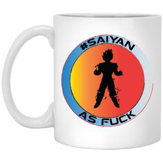 Wow You Might Find This Awesome http://tudedays.myshopify.com/products/saiyan-af-w11b-custom-personalized-11-oz-white-mug?utm_campaign=social_autopilot&utm_source=pin&utm_medium=pin