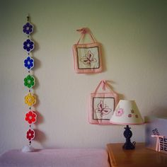 A personal favorite from my Etsy shop https://www.etsy.com/listing/288198639/afrikan-flower-chakra-wall-banner-and