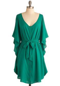 Beautiful Dress In Green