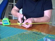 How to make a Mini Snap Bag - Quilting Tips & Techniques 138 - YouTube