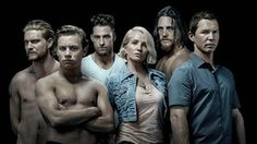 The cast of Animal Kingdom, a US adaptation of the Australian film of the same name. The show will air on TNT in 2016.