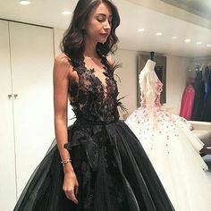 Black haute couture evening gowns like this can be made in a price range you can afford. We can make pretty close #replicas of designer #eveningdresses for far less than a couture price. If your dream dress is discontinued we can replicate that as well. Get pricing and info on how we work with long distance clients at www.dariuscordell.com/