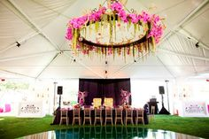 24 Inspiring Pink And Purple Hanging Wedding Decor Ideas » Photo 3800 x 535145.5KBwww.weddingomania.com
