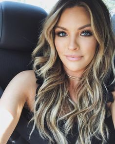 ❤ ️❤ ️❤ ️❤ hair colours balayage hair, hair styles и hair color Hair Color Balayage, Hair Highlights, Brown Hair Balayage, Bayalage, Hair Color And Cut, Great Hair, Fall Hair, Hair Day, Gorgeous Hair