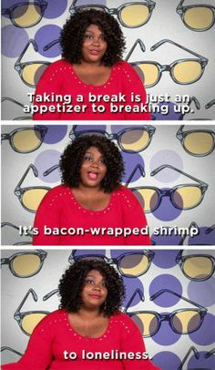 Girl code just gets it