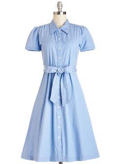 Baking Invitational Dress, @ModCloth: This looks like classic teacher to me.