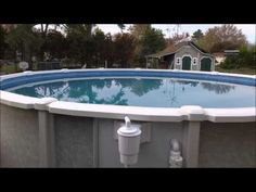 How to Install a Replacement Above Ground Pool Liner in 5 Minutes - YouTube