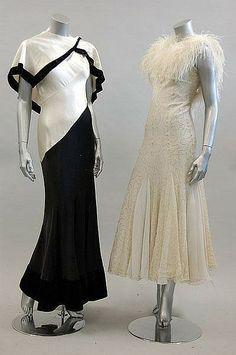 1930s cocktail dress