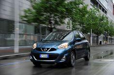Nouvelle Micra - Nissan Couriant - Aix en Provence
