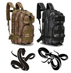 EDC Hot Sale Top quality Men Women Outdoor Military Army Tactical Backpack Molle Camping Hiking Trekking Camouflage bag.