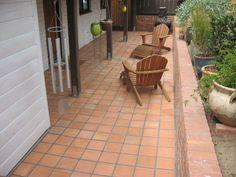8 inch Mexican Saltillo Tile Installer San DieGo