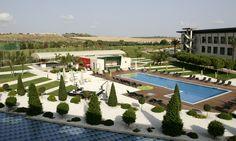 Beautiful Hotel La Finca Golf & Spa Resort 5 stars and situated overlooking the 18 hole La Finca Golf Course
