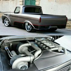 '63 Ford F1