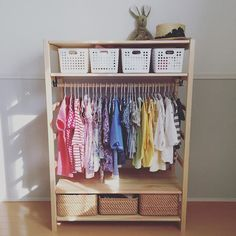 Best Picture For Montessori elementary For Your Taste You are looking for something, and it is going to tell you exactly what you are looking for, and you didn't find that picture. Here you will find Toddler Boy Room Decor, Boys Room Decor, Wood Clothing Rack, Dress Up Storage, Unisex Baby Gifts, Wooden Wardrobe, Kids Bedroom Designs, Kids Storage, Storage Shelves