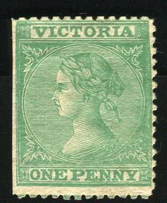 Stamps ©: Stamp of Victoria (Australia) Old Stamps, Rare Stamps, Vintage Stamps, Queen Vic, Victoria Australia, Stamp Collecting, Coins, Wildlife, Japan