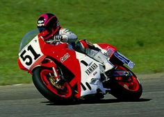 Doohan Australian SBK. The FZR days.