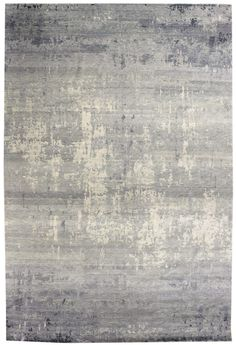 Modern Textural Rugs Gallery: Mezzotint, Modern Textural Rug, Hand-knotted in Nepal; size: 10 feet 0 inch(es) x 14 feet 0 inch(es)