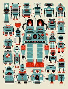 ROBOTS! Methane-Studios