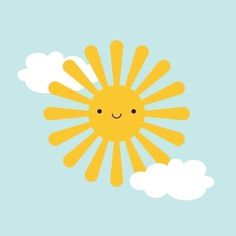 ☼ Here Comes The Sun ☼ Happy Sun ☼