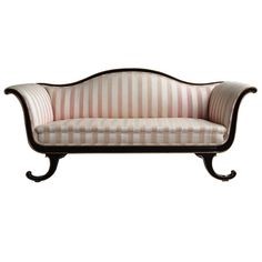 neoclassical inspired sofa | Neoclassical Sofa in the Style of Dorothy Draper