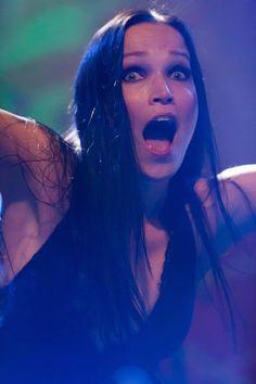 Tarja Turunen - Coleções - Google+Colours in the Dark