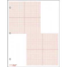 Graph Paper Roll   Ft  Squares  Math In The