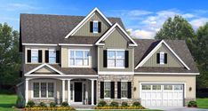 House Plan 54127 | Traditional    Plan with 2348 Sq. Ft., 4 Bedrooms, 3 Bathrooms, 2 Car Garage