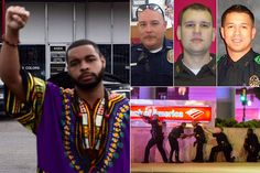 The US Army veteran who was killed by a bomb-laden robot in Dallas appears to have been the lone gunman whose sniper attack left five cops dead and seven others wounded, according to a report. Mica…