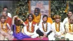 The Beatles - Across The Universe (The Beatles In India)