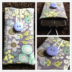Handmade Mobile Phone Case Tutorial
