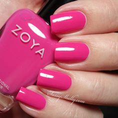 Zoya Brynn - Sunsets Collection - one coat cremes - Zoya Summer 2016 review & live swatches | Sassy Shelly