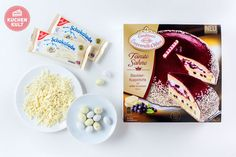 Ostern-Torte-Eier-Blaubeer-Torte-Coppernath und Wiese  #Ostertorte #Ostern #Kaffeetafel #Tortentopping #Osternest #Idee #Kaffeetafel #Easter #Gateau #decorated #Cake #recipe
