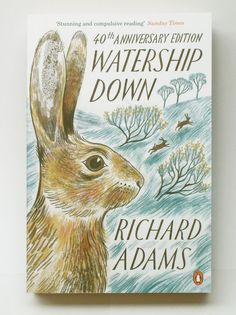 Watership Down, illustration by Emily Sutton.   Available October 2012