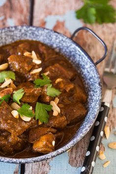 Rogan Josh curry | simoneskitchen.nl