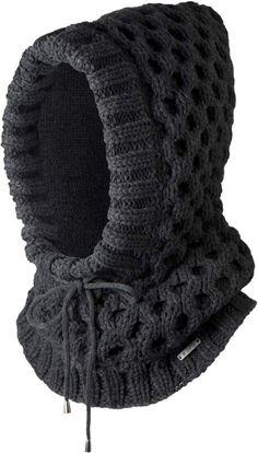Crochet Hooded Scarf, Crochet Beanie, Knit Or Crochet, Knitted Hats, Crochet Hats, Kids Knitting Patterns, Knitting For Kids, Hand Knitting, Crochet Patterns