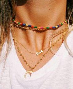 "Calidad Lindo Oro Make A Wish Funky Colgante Collar 16/"" Aretes Regalo"