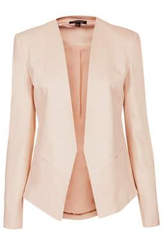 LOVE this blazer! I think TopShop is where it's at for you to find an amazing blazer :)