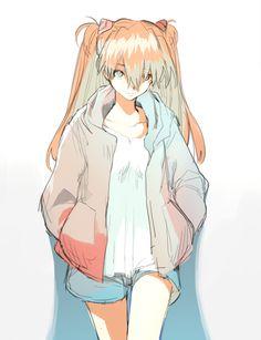 Evangelion #anime #animegirl