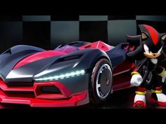 Team Sonic Racing – Tokyo Game Show 2018 Video Sonic The Hedgehog, Hedgehog Movie, Shadow The Hedgehog, Sonic Car, Sonic Boom, Sonic And Amy, Sonic And Shadow, Kamen Rider Ryuki, Shadow Pictures